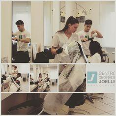 #centrodegradejoellemontegranaro #workinprogress #photo #brushing #colordegrade #salone