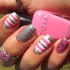 Instagram media by kafig #nail #nails #nailart