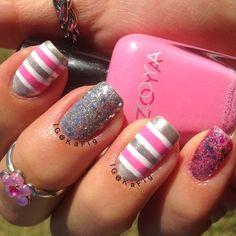 Instagram media by kafig #nail #nails #nailart