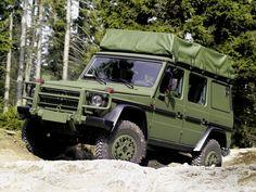 Mercedes -Benz G- Klasse W военно  внедорожные