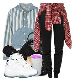"""""""Wild."""" by cocochanelox ❤ liked on Polyvore featuring MCM, T By Alexander Wang, Kate Spade and R13"""