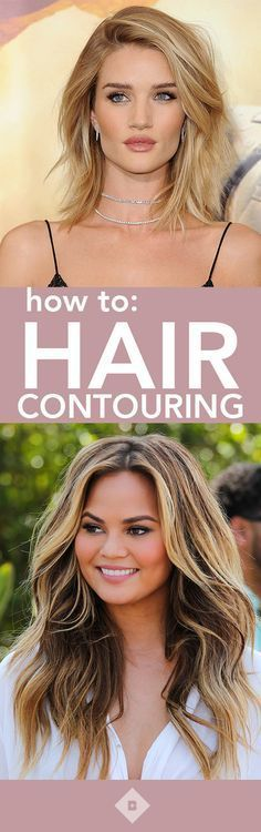 There's a new trend in town: hair contouring, and you're probably already doing it! Click through to learn more. @lellenmoe