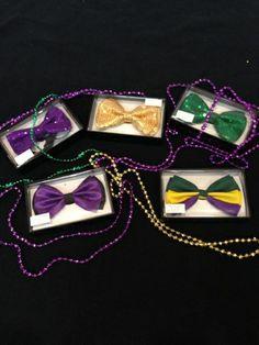 Gotta love bow ties!
