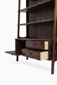 danish rosewood bookcase from the mid century more danish furniture at studio schalling midcentury