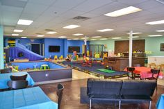 Tiny Treasures Indoor Play Cafe - Walled Lake