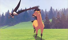 """""""And so I grew from colt to stallion, as wild and reckless as thunder over the land. Racing with the eagle, soaring with the wind. There were times I believed I could. Dreamworks Animation, Animation Film, Disney And Dreamworks, Spirit The Horse, Spirit And Rain, Disney And More, Disney Love, Disney Magic, Mustang"""