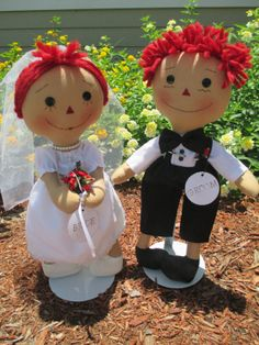 Here Comes the Bride by Charlotte Fletcher on Etsy