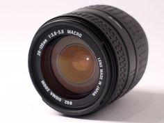 ♥ Sony Alpha Minolta AF 1: 3.8 (22) 5.6 SONY ALPHA TOP Objektiv 28 135 mm Dynax