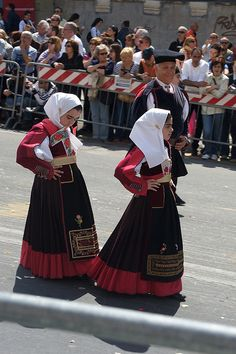 I Gruppi Folkloristici of Sant'Efisio