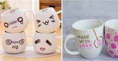 ¡Tus propias tazas personalizadas para regalar!