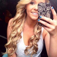 gorgeous blond long hair extensions extensions de cheveux blonds  longs http://instagram.com/hairsecretsextensions