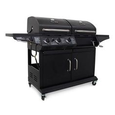 Gas/Charcoal Grill