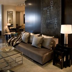 greige: interior design ideas and inspiration for the transitional home : April 2010