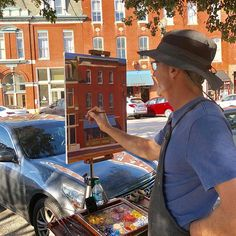 In between two weddings i stopped at and saw this artist across the street. He is a therapist. I knew we had a connection. St Louis Mo, Wedding Officiant, Second Weddings, Connection, Wedding Photos, Marriage, Street, Couples, Artist
