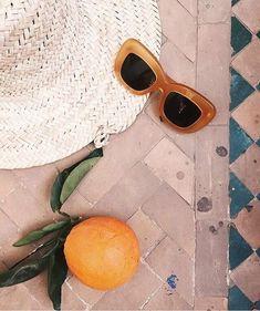 thick cat eye sunglasses #style