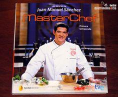Las recetas de Juan Manuel Sánchez. MasterChef