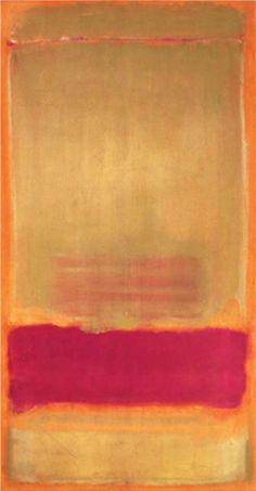 Untitled, by Mark Rothko 1949