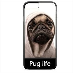 Pug Life Parody Fans Funny Hilarious TATUM-8964 Apple Phonecase Cover For Iphone SE Case