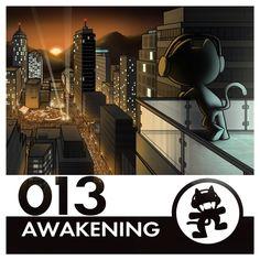 Monstercat Album Cover 013: Awakening by petirep