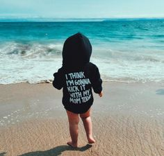 I Think I'm Gonna Kick It With My Mom Today | Community Post: 10 Ridiculously Awesome Kid's Shirts