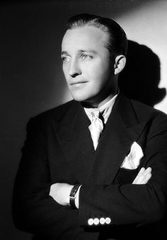 Bing Crosby -- Maternal 9th cousin 3x removed, through Henry Howland and Alice…
