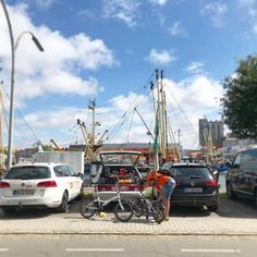 #eurotaz in #büsum . Follow our trip to the north by old #russian #car with two bicycles 🚴🚴‍♀️🌊 #nordsee #northsea #deutschland #germany #strand #hafen #peaceful   #eurotaz #евротаз #autovaz #ваз2114 #четырка #чепырка #поддержиотечественногопроизводителя #eurotrip #roadtrip #travelgram  #neverstopexploring #carlovers #ladaрулитeurope #LADA #ladalike  #traveling #exploremore #путешествие #автопутешествие #passionpassport