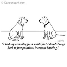 Five SEO Errors That Sabotage Your Content Marketing Posted Heat Stroke In Dogs, Stop Dog Barking, New Yorker Cartoons, Cartoon Dog, Dogs Of The World, Funny Cartoons, Funny Dogs, Puppy Love, Make Me Smile