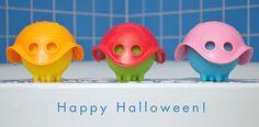 bathtroopers :-) www.moluk.com #halloween #bilibo #plui