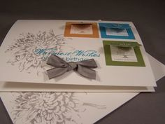 Peekaboo Birthday Card that's Blooming with Kindness  Need more creative ideas?  www.stampingcountry.com