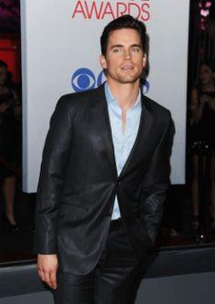 Matt Bomer at 2012 People's Choice Awards