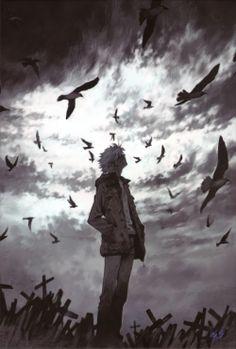 #Evangelion 渚 カヲル(Nagisa Kaworu)