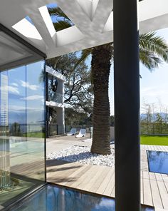 ToGu Architecture - Villa Ric - French Riviera Photography by Jean-Michel Sordello