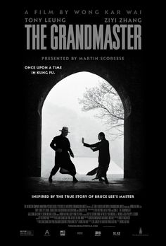 The Grandmaster- (Hong Kong 2013) The Story of Ip Man, the man who trained Bruce Lee. Zhang Ziyi, Song Hye Kyo, Tony Leung Chiu Wai woooooooooow I'm excited.