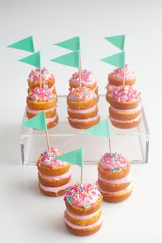 Cheat Your Way Happy! http://www.stylemepretty.com/living/2015/07/27/abbys-slam-dunk-party-recipes/