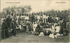 Image result for negro villages world's fair Human Zoo, Walk The Earth, Expositions, World's Fair, African History, Black History, Past, Zoos, Nature