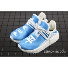 best loved 2bbe9 7c547 Pharrell X Adidas Nmd Hu Peace Blue F99761 Zlqwtfi Free Shipping, Price    97.73 -