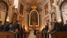 Wedding in Schloss Schönbrunn and Palais Coburg in Vienna, Austria DOP: John Eleazar Asst. Vienna Austria, Wedding, Valentines Day Weddings, Mariage, Weddings, Marriage, Casamento, Chartreuse Wedding