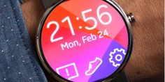 Gear Live here is the first Android Samsung Wear