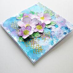 Gabi´s Creations: {WEDDINGS} Prima razítka & školní vodovky Koh-i-noor Koh I Noor, Cardmaking, Crocheting, Challenges, Scrapbook, Weddings, Sewing, Blog, Cards