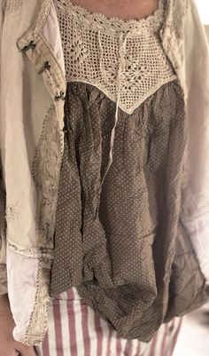 Muy lencera y de moda summer collection, pretty outfits, boho outfits, vint Mode Hippie, Mode Boho, Boho Outfits, Pretty Outfits, Vintage Outfits, Casual Outfits, Altered Couture, Bohemian Style, Boho Chic