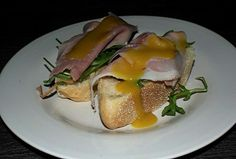 Ciabattabrood met zalm en ham - More than cooking