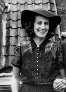 "Tina Strobos, famous woman of the Dutch resistance who sheltered more than 100 Jews during the Holocaust, recently passed away at the age of 91. She risked her own life for total strangers. She found ingenious ways to forge travel documents. She let carpenters build hidden rooms in her own house. She was arrested multiple times and survived all the interrogations. Her house was searched multiple times. ""I never believed in God,"" she said, ""but I believed in the sacredness of life."""