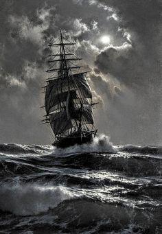"""Clipper Ship""""...."""