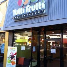 Photo of Tutti Frutti Frozen Yogurt - Pittsburgh, PA, United States. Exterior
