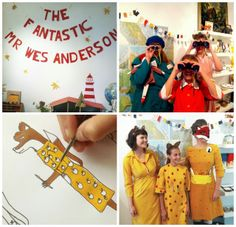 Fantastic Mr. Wes Anderson party
