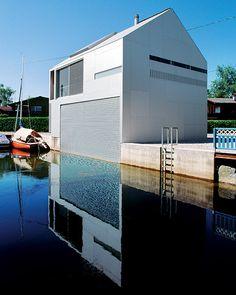 subtilitas:Marte.Marte - Boathouse, Fussach 2000.