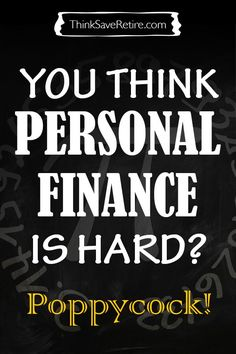 You don't need to be gifted and talented to retire early. Personal Finance can be learned by ANYONE. Here is how. Pin for later!