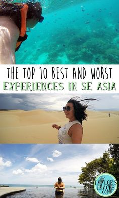 Ever wondered what some of the best and worst experiences are in Asia? I share my top 10 personal choices! Check it out to be inspired and know what to avoid. ******************************************** Southeast Asia travel | Southeast Asia trip | Southeast Asia backpacking | Southeast Asia tips | Backpacking Southeast Asia | Thailand | Cambodia | Philippines | Myanmar | Vietnam