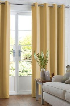 Buy Cotton Studio* Pencil Pleat Blackout/Thermal Curtains from the Next UK online shop Drapes And Blinds, Types Of Curtains, Short Curtains, Pleated Curtains, Cotton Curtains, Thermal Curtains, Lined Curtains, Blackout Curtains, Types Of Window Treatments