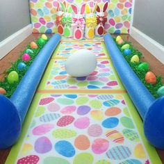 Prev1 of 10Next Celebrate Easter with a flare.  Make your tables kid friendly, serve easy snacks and play fun bunny games.  Use these party animal ideas to keep everyone entertained and having a great time. Prev1 of 10Next